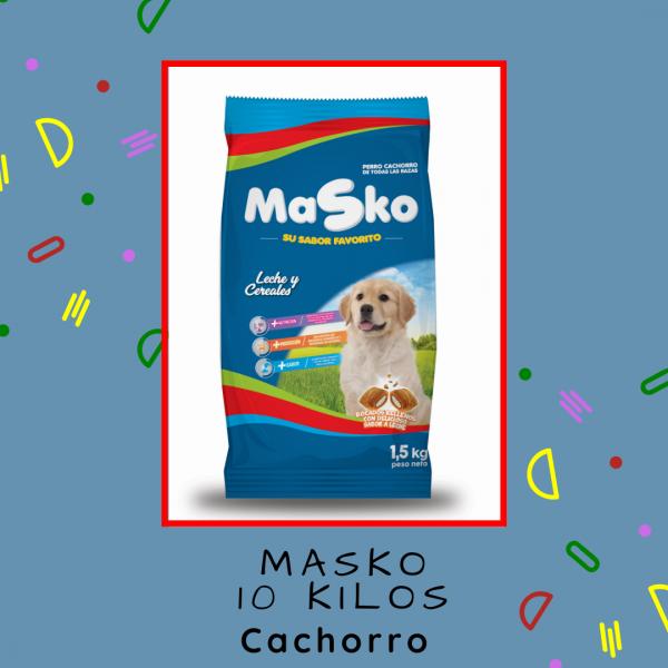 Masko Cachorro