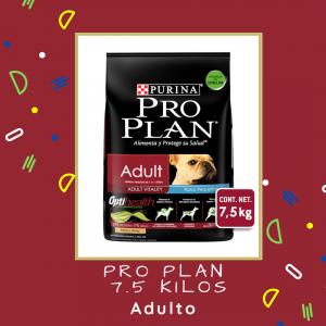 Pro Plan Adulto Razas Pequeñas 7.5 kg