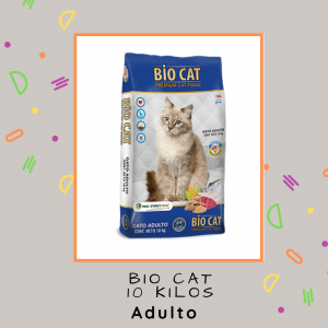 Bio Cat Adulto 10 kg