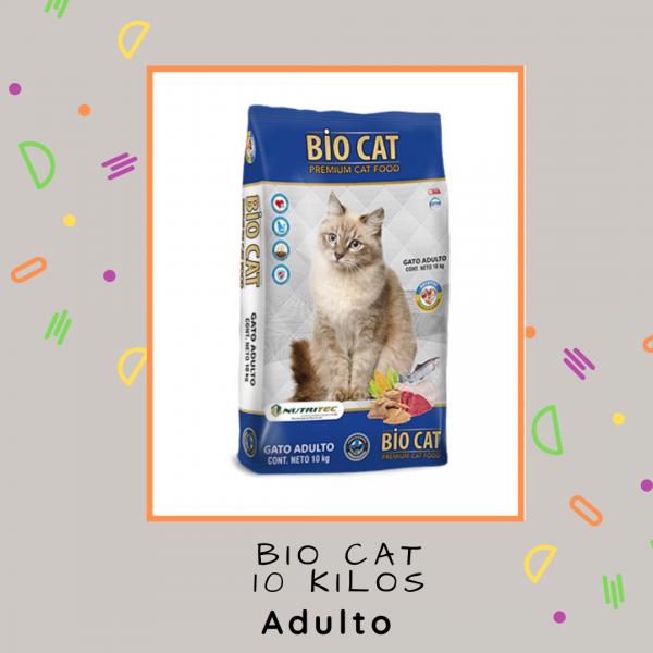 Bio Cat Adulto 10 kg