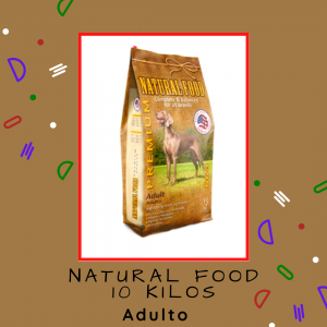 Natural Food Adulto