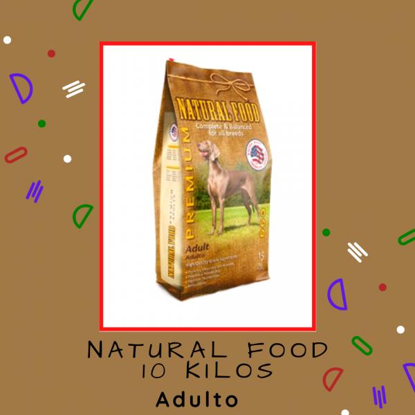 Natural Food Adulto