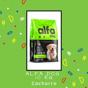 Alfa dog cachoreo 10 kg
