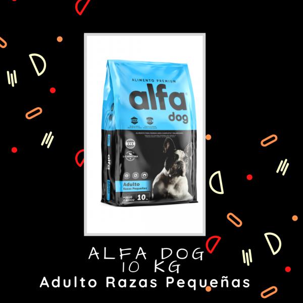 Alfa Dog Razas Pequeñas 10 kg