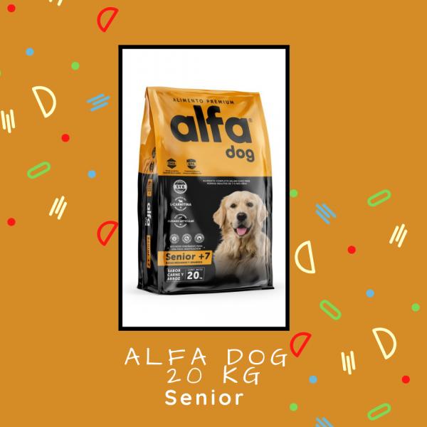 Alfa Dog 20 kg